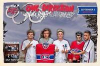 One Direction Tickets Montreal (September 5th 2015)