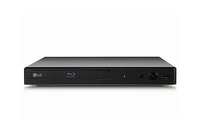 LG BPM25 Blu-ray Disc / DVD Player Wired Streaming Services, 1080p HD w/ Remote