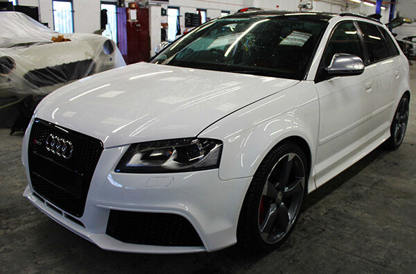 essential accessories for the audi a3 ebay. Black Bedroom Furniture Sets. Home Design Ideas