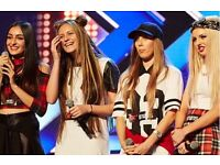 Girl Group aged 15-18