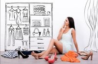 Could You Use a Closet and Wardrobe Makeover?