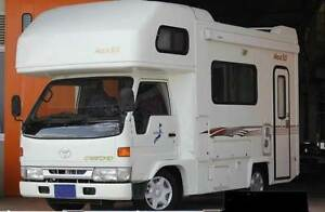 1998 Toyota Camroad MAX ANNEXE Taylors Hill Melton Area Preview
