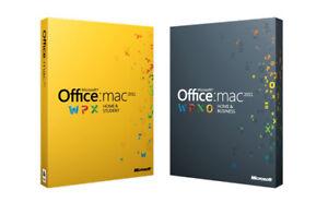 Office 2016 pro pour mac, tx inc