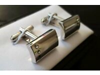 Men's cufflinks- BOXED- ideal christmas gift