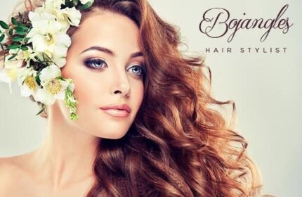 BOJANGLES HAIR AND BEAUTY  Redcliffe Belmont Area Preview