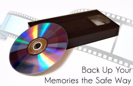 Cheap Video Tape Conversions to DVD