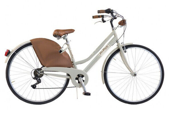 Via Veneto by Canellini Bike Bicycle citybike CTB Woman Lady Girl Vintage Retro Via Veneto Aluminium