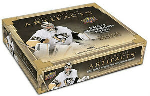 2013-14 Upper Deck Artifacts Hockey Hobby Cards Box