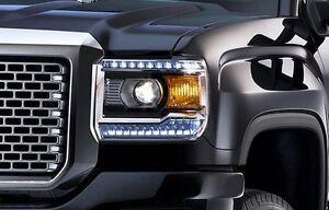 WANTED Sierra SLT led headlights