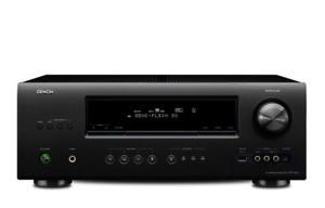 Stereo Receiver - Denon AVR-1612
