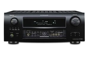 Denon AVR 3808ci Receiver.  Pristine condition.