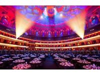 Event Operations Manager - The Royal Albert Hall