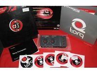 Torq digital vinyl system for turntables and cdjs