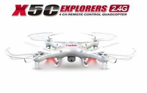Drone Quadcopter SYMA X5C 2.4GHz 4CH 6 Axis