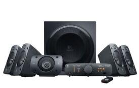 LOGITECH Z906 5.1 PC Speakers FOR SALE