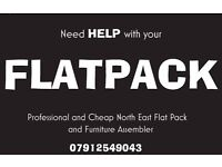 Furniture and Flatpack Assembler for Newcastle and the North East Area