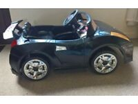 12v Ride on battery operated electric car
