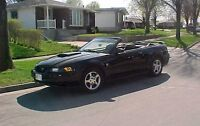 2004 Ford Mustang V6 3.9L MANUAL CONVERTIBLE Convertible