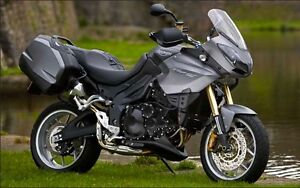 For Sale 2010 Triumph Tiger SE ABS