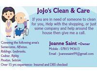 Jojo's Clean & Care