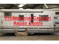Professional Caravan Repair Centre, Motorhome, campervan, trailer, speedboat