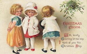 1,500  VINTAGE CHRISTMAS CARD IMAGES ON DVD ARTS & CRAFTS
