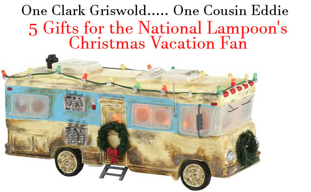 National Lampoons Christmas Vacation Outdoor Decorations : Holiday gifts for the national lampoon s christmas