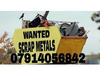 scrap metal wanted collected free