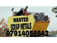 SCRAP METAL WANTED & COLLECTED FREE!!