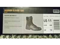 Brand new magnum classic boots size 10