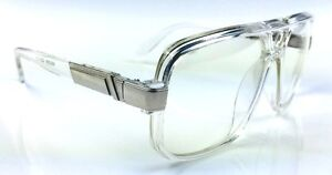 80's Aviator Retro Vintage Thick Frame Full Rim Clear lenses Mens Big Eyeglasses