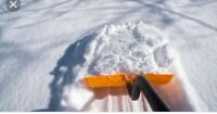 Service: Snow Removal north east