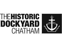 Historic Dockyard Chatham Family Season Ticket