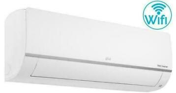 LG Airco Standard Plus split unit warmtepomp 2,5 kW Wifi