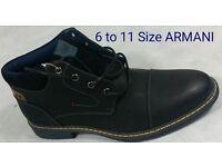 Men's Armarni boots