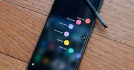 (As New) Samsung Galaxy Note 8 (Unlocked)