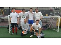 HACKNEY 3G 5 A-SIDE FOOTBALL LEAGUE