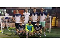 PADDINGTON 3G 5 A-SIDE FOOTBALL LEAGUE £35