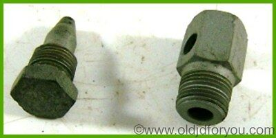 D793r D794r John Deere Oil Level Check Plug Kit - Fits A 60 B 50 G And More