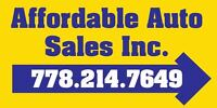 VERY AFFORDABLE AUTO REPAIR AND SALES