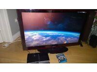 """46"""" Samsung LE46A656 Full HD 1080p LCD TV, Series 6, 4x HDMI, USB 2.0, 100Hz"""