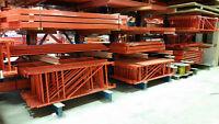 racking reddy rack,beam échelles ,grillage,barres de sécurité