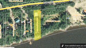 Lake Front Property in Moberly Lake