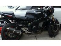 Zx750r swap for a nice 600 with fairings
