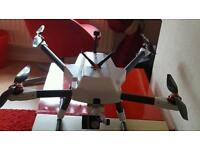 Quadcopter quanum 700 spider