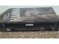 Blueray steel box dvd