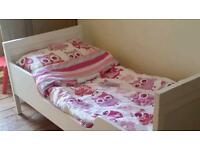 Small child's bed
