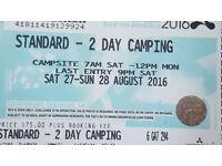 Creamfield Tickets