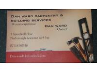 Dan ward Carpentry and Building Services
