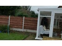 Fence. Fencing. Super heavy duty 11mm panels .M60fencing..20 miles around Manchester